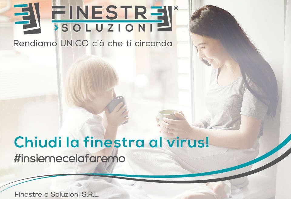 Chiudi la Finestra al Virus!