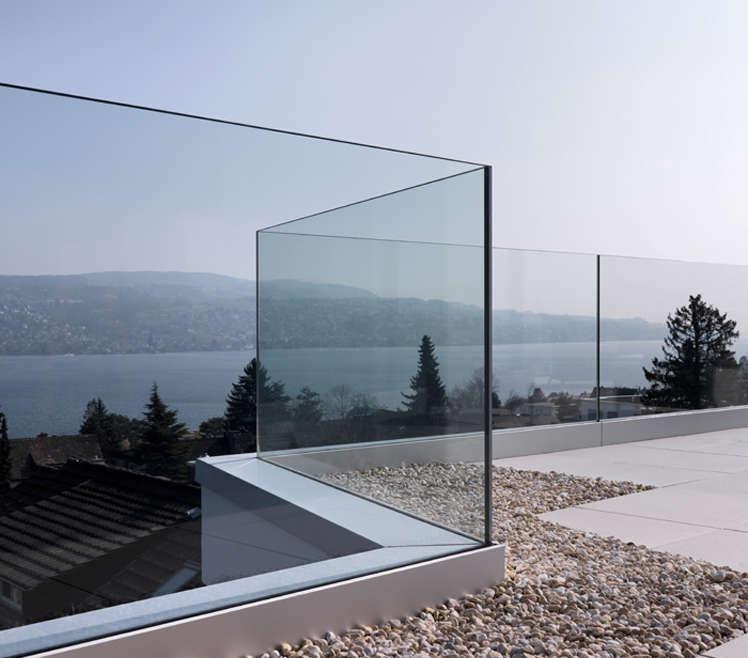 Balaustre tutto vetro